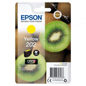 EPSON T02F440 C.INK GIALLO 202 KIWI