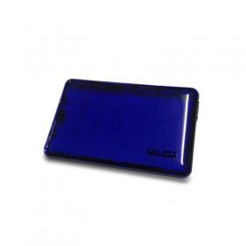 NILOX DH0002BT CASE HD USB3.0 2,5P BLU TRASPARENTE