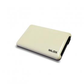 NILOX DH0002WH CASE HD USB3.0 2,5P BIANCO