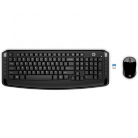 HP 3ML04AA TASTIERA/MOUSE WIRELESS 300