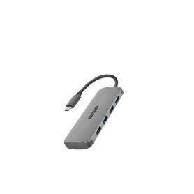 SITECOM CN-383 HUB TYPE-C TO USB3.0 4 PORTE 5GBPS