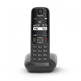 GIGASET AS690IP CORDLESS VOIP ECO DECT GAP 150 MEMORIE