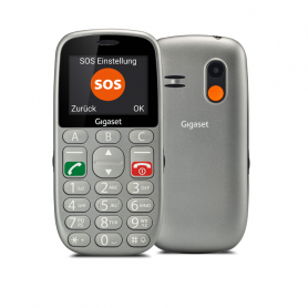 GIGASET GL390 T.CELL SENIOR 2SIM 2,2  1,3MP SOS MICRO SD
