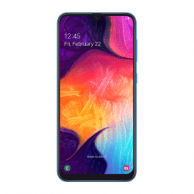 TIM 776264 S.PHONE SAMSUNG GALAXY A50 BLUE OM
