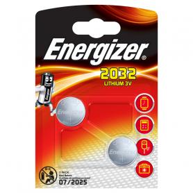 ENERGIZER 2EN2032 E301021403 PILA SPEC 2032 BLIST 2 PZ 3VCF010