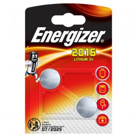 ENERGIZER 2EN2016 E301021903 PILA SPEC 2016 BLIST 2 PZ 3VCF010