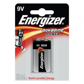 ENERGIZER 9V-ALKPW E300127703 PILA TRANSISTOR ALK POWER 9VCF012