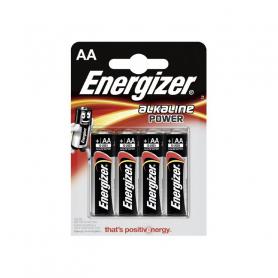 ENERGIZER 4AA-ALKPW E300132907 PILA STILO ALK POWER AA BLISCF024