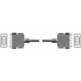 G BL 2071-CAVO COLLEGAMENTO MONITOR VGA HD15 M-VGA HD15 M L.3,0M