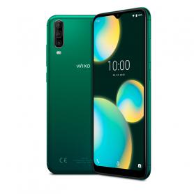 WIKO V4L-GREEN S.PHONE 6,52  HD  19/9 4G 2SIM 2/32GB 13/2/5/5MPA