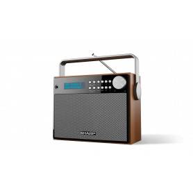 SHARP DR-P350 RADIO DAB  PORTATILE