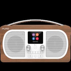 PURE EVOKE H6 WALNUT RADIO DAB