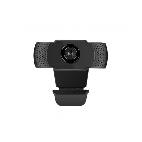 MKC-181 WEBCAM FULL HD CON MICROFONO INCORP., CAVO USB