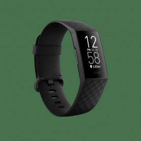 FITBIT FB417BKBK FITNESS BAND CHARGE 4 BLACK