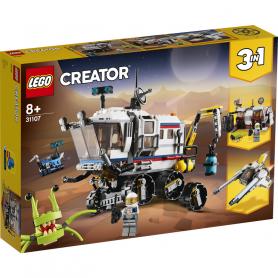 LEGO 31107 LEGO CREATOR IL ROVER DI ESPLORAZIONE SPAZIALE
