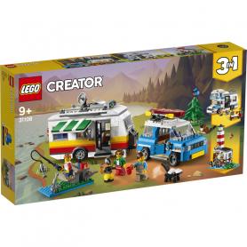LEGO 31108 LEGO CREATOR VACANZE IN ROULOTTE