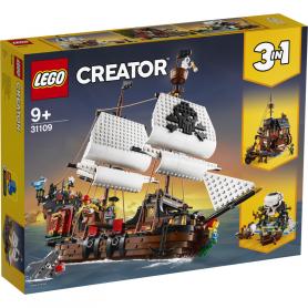 LEGO 31109 LEGO CREATOR GALEONE DEI PIRATI