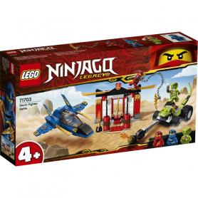 LEGO 71703 NINJAGO BATTAGLIA SULLO STORM FIGHTER