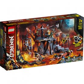 LEGO NINJAGO 71717 VIAGGIO NELLE SEGRETE DEI TESCHI