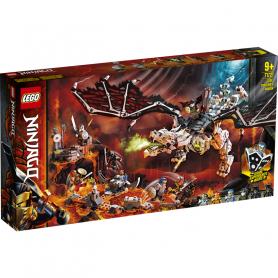 LEGO NINJAGO 71721 DRAGO DELLO STREGONE TESCHIO