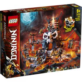 LEGO NINJAGO 71722 LE SEGRETE DELLO STREGONE TESCHIO