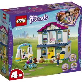 LEGO FRIENDS 41398 LA CASA DI STEPHANIE 4