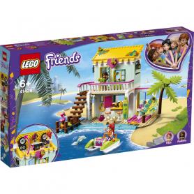 LEGO FRIENDS 41428 CASA SULLA SPIAGGIA