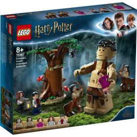 LEGO 75967 HARRY POTTER LA FORESTA PROIBITA: L INCONTRO CON LA UMBRIDGE