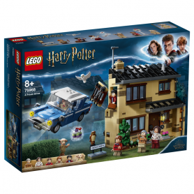 LEGO 75968 HARRY POTTER PRIVET DRIVE 4