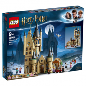 LEGO 75969 HARRY POTTER TORRE DI ASTRONOMIA DI HOGWARTS