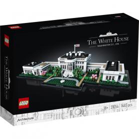 LEGO 21054 LEGO ARCHITECTURE LA CASA BIANCA