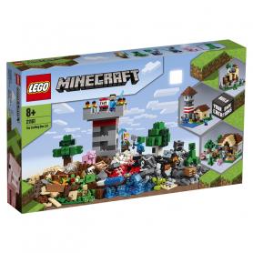 LEGO 21161 MINECRAFT CRAFTING BOX 3.0