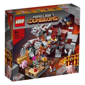 LEGO 21163 MINECRAFT LA BATTAGLIA DELLA PIETRAROSSA