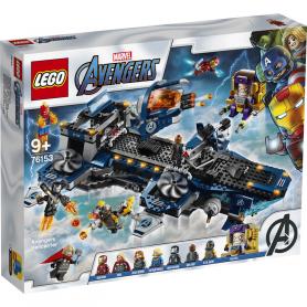 LEGO 76153 SUPER HEROES HELICARRIER DEGLI AVENGERS