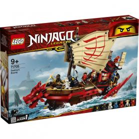 LEGO 71705 NINJAGO BOUNTY DEL DESTINO