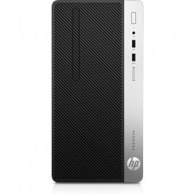 HP 8BX49EA 400 G6 MT I5-9500 , 8GB, SSD 512GB, DVDRW, WIN10PRO PC DESKTOP