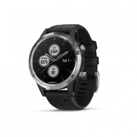 GARMIN FENIX 5 PLUS SILVER 010-01988-11