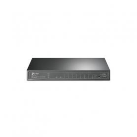 TP-LINK T1500G-10PS SMART SWITCH 8 GIGABIT POE 53W   2SFP