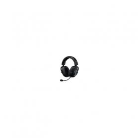 LOGITECH G PRO X GAMING HEADSET - BLACK CUFFIA CON MICROIONO USB