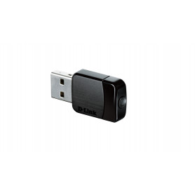 D-LINK DWA-171 ADATTAORE USB WI-FI DUAL BAND AC750 FORMATO NANO
