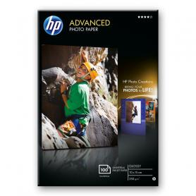HP Q8692A CARTA FOTO 10X15 100FG