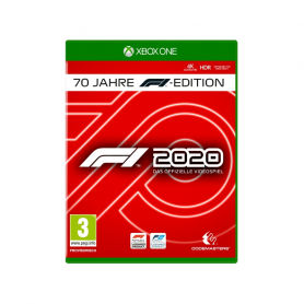 CODEMASTER F1 2020 SEVENTY EDITION XBOX ONE