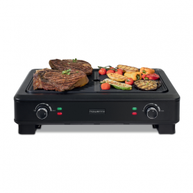 ROWENTA KG9008 BARBECUE SMOKELESS GRILL  2000