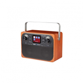 NEWMAJESTIC RT 197 DAB RADIO COLOR LEGNO