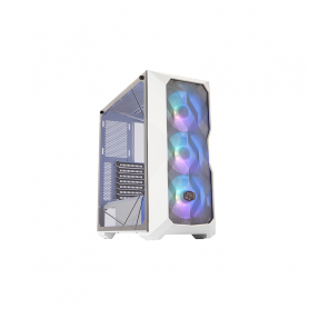 COOLERMASTER MCB-D500D-WGNN-S01 MASGTERBOX TD500 MESH WHITE ARGB CASE MIDITOWER ATX BIANCO