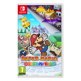 NINTENDO PAPER MARIO ORIGAMI KING ITA SWITCH