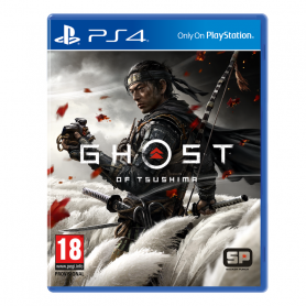 Sony Ghost of Tsushima 9364108
