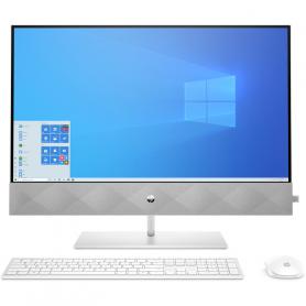 HP 27-D0061NL AIO I5-10400T 8GB RAM SSD 256GB    INTERNAL GRAPH