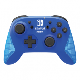 HORI HORIPAD WIRELESS BLU CONTROLLER PER NINTENDO SWITCH
