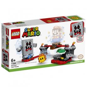 LEGO SUPER MARIO 71364 GUAI ALLA FORTEZZA DI WHOMP - PACK DI ESPANSIONE